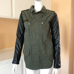 Authentic TopShop Army Jacket